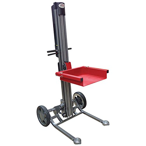 (Magliner LPS6025NX1 LiftPlus Folding Battery Powered Lift Truck - 18