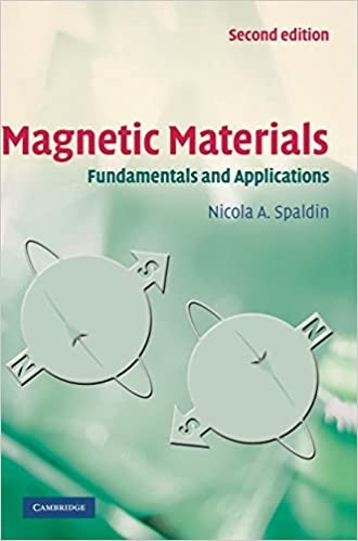 Magnetic Materials: Fundamentals and Applications