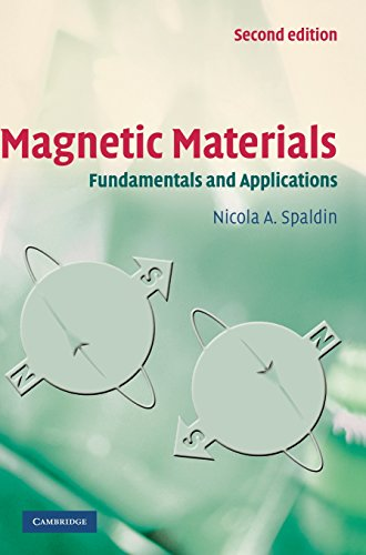 Magnetic Materials: Fundamentals and Applications