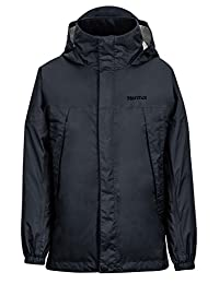 Marmot PreCip Boys' Lightweight Waterproof Rain Jacket