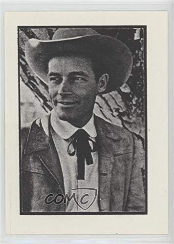 (Guy Madison (Trading Card) 1970s The Card Coach Prime Time T.V. Western Stars - [Base] - White Stock #12)