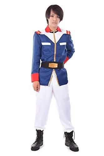 De-Cos Mobile Suit Gundam: 0079 United Nation Troops Male Uniform V1 Set