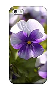 Diushoujuan 5906334K70725046 Iphone 4/4s Case Slim [ultra Fit] Flower Protective Case Cover