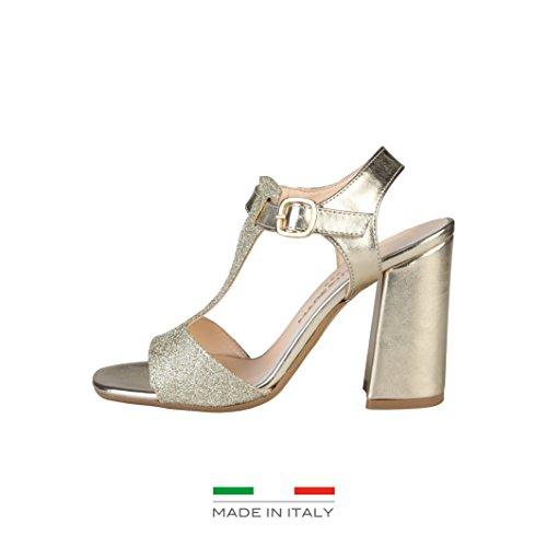 Made in Italia - CATERINA Sandalias De Vestir Para Mujer Tacón: 10 cm