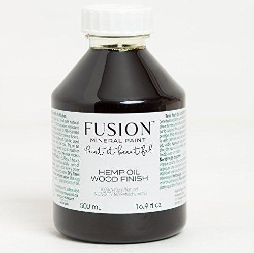 Homestead Natural Finish - Fusion Mineral Paint Hemp Oil Wood Finish