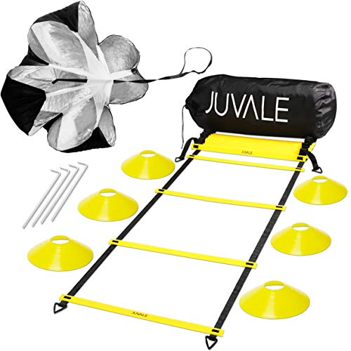Juvale Speed and Agility