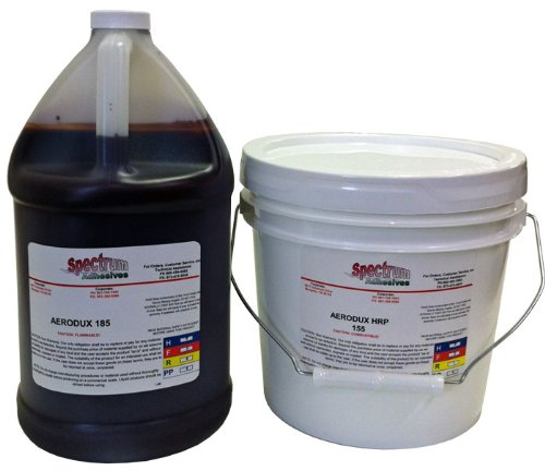 Aerodux Resorcinol Resin Kit - 1 Gallon Bottle