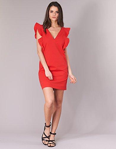 Pepe Jeans Kleid Frauen Edurne Rot Rot 7yx93d Tame Ckt Emsdetten De