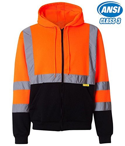 New York Hi Viz Workwear Lightweight