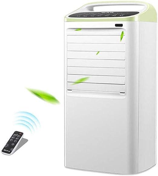 Aire acondicionado portátil FJZ Ventilador del aire acondicionado Ventilador de la sincronización del hogar Solo control remoto frío Ventilador frío Refrigerador de aire pinguino aire acondicionado: Amazon.es: Hogar