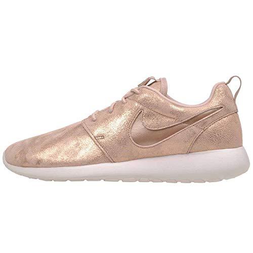 Nike Women's Roshe One Premium Shoe, Metallic Red Bronze, 8