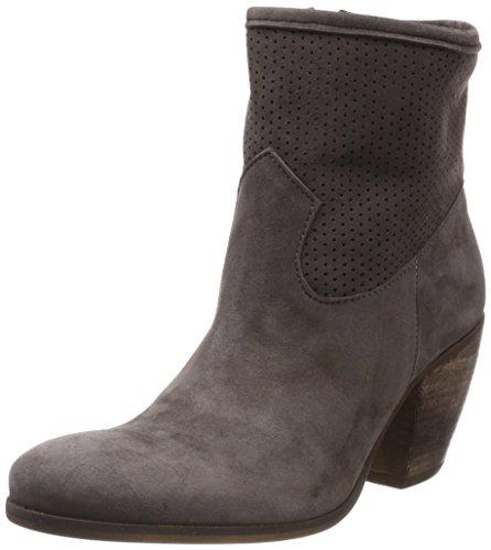 Mentor Boot Femme Foncé Bottines Ankle Gris ZqCUwZ45