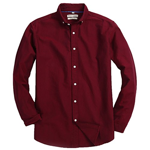 dress shirts solid color - 3
