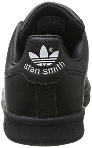 adidas Stan Smith, Zapatillas Unisex Niños Negro (Core Black)