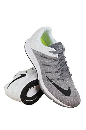 Nike Air Zoom Elite 8 Sportschoen Voor Heren Koele Grijs / Zwart-zuiver Platina