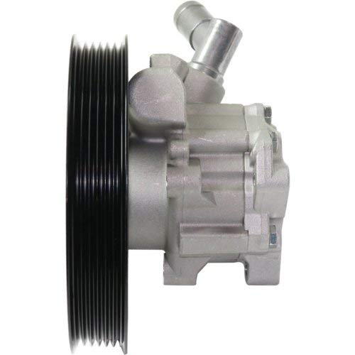 Power Steering Pump compatible with Wrangler JK 07-11 w//Pulley 6 Cyl 3.8L Eng.