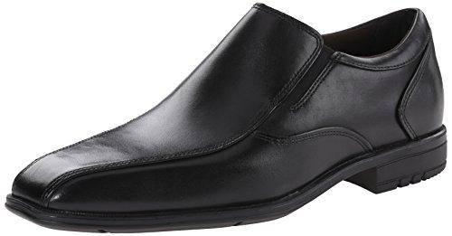 Rockport Mens Fairwood Fassler Slip-on Loafer- Svart 2
