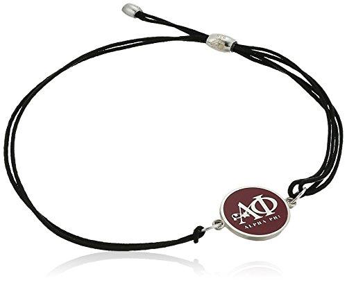 Alex and Ani Kindred Cord, Alpha Phi, Sterling Silver Bracelet