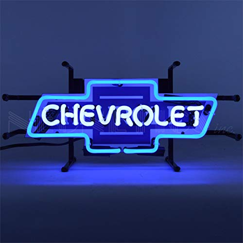 Neonetics Chevrolet Bowtie Junior Neon Sign