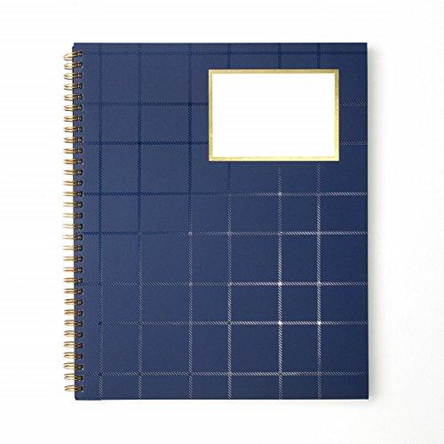 (russell+hazel Indigo Notebook)