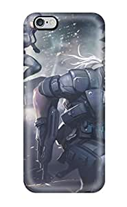 Hot Design Premium TgWDVrg4186AnDem Tpu Case Cover Iphone 6 Plus Protection Case(ghost In The Shell)