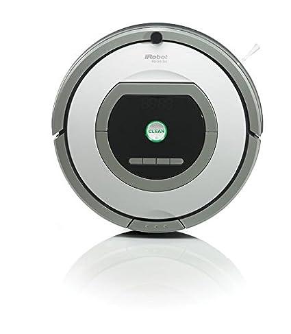 iRobot Roomba 776 - Robot aspirador negro