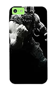 C034b472586 Bane - The Dark Knight Rises Protective Case Cover Skin/iphone 5c Case Cover Appearance