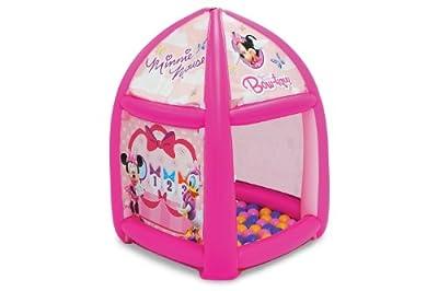 Walt Disney Minnie Mouse Pretty Bow Playland with 20 Balls from Walt Disney