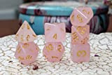 HD Polyhedral DND Dice Sets for Dungeons and