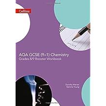 AQA GCSE Chemistry 9-1 Grade 8/9 Booster Workbook (GCSE Science 9-1)