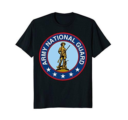 National Guard Shirt Army National Guard Apparel Mens National Guard