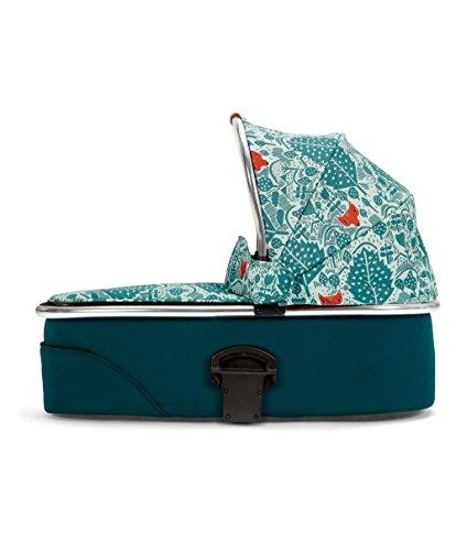 Mamas & Papas Urbo2 Bassinet - Donna Wilson by Mamas & Papas