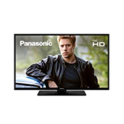 Panasonic TX-43G302B 43 Inch Full HD LED TV with Freeview HD, Black (2019)