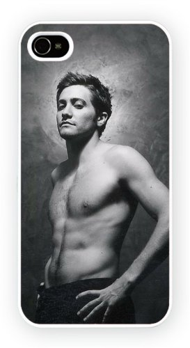 Jake Gyllenhaal art design, iPhone 5 5S, Etui de téléphone mobile - encre brillant impression