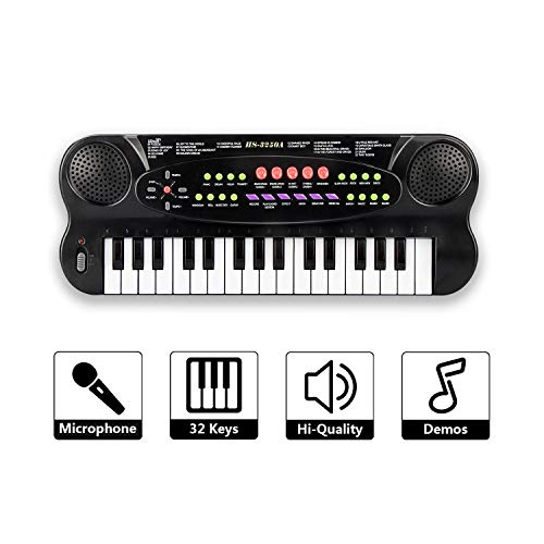SAOCOOL Kids Piano 32