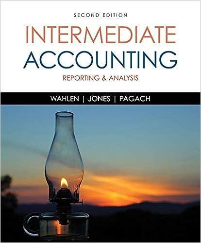 Amazon Com Intermediate Accounting Reporting And Analysis 9781285453828 Wahlen James M Jones Jefferson P Pagach Donald Books