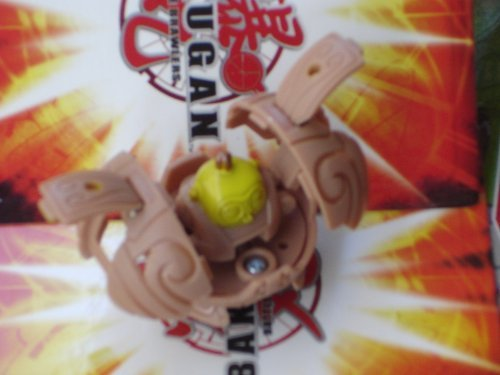 - Bakugan Battle Brawlers Booster Pack B2 Bakuswap Legendary Series: B2 Brown Clayf 440G LOOSE