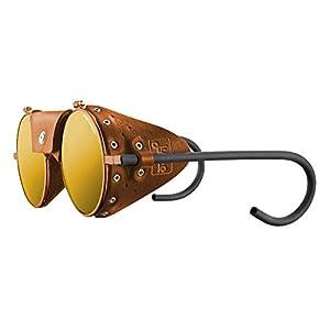 Julbo Vermont Classic Glacier Sunglasses - Spectron 3 - Brass/Brown