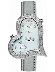 Joe Rodeo Diamond Ladies Watch - SAHARA silver 1.4 ctw