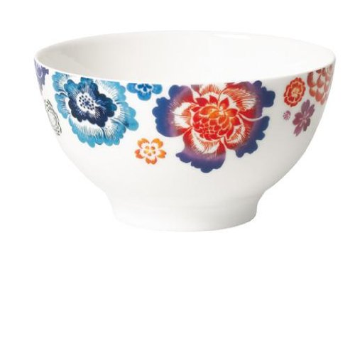 (VILLEROY & BOCH Anmut Bloom Rice bowl)