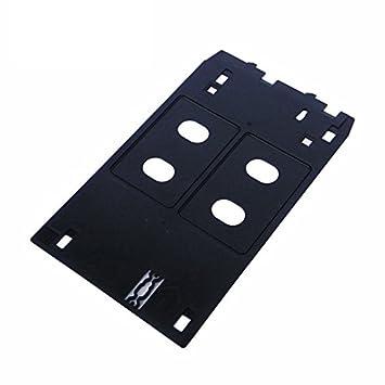 Bandejas de plástico impresora de inyección para impresoras de inyección de tinta Canon ID Card impresión