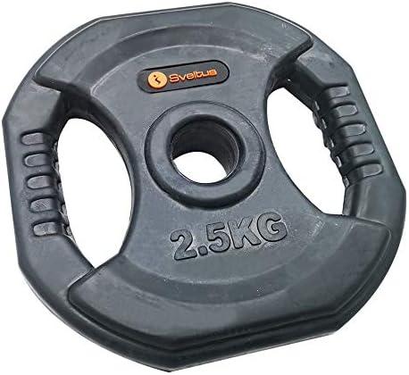 Sveltus Disco Pump Asas – 2, 5 kg Unisex, Verde