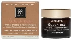 Apivita - Crema antienvejecimiento holística de textura ligera queen bee