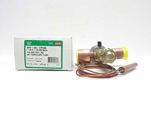 Cp100 Series (NEW SPORLAN OVE-30-CP100 TYPE O SERIES 1-1/8X1-3/8 ODF EXPANSION VALVE D517982)