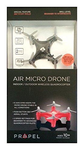 Propel Air Micro Drone Black