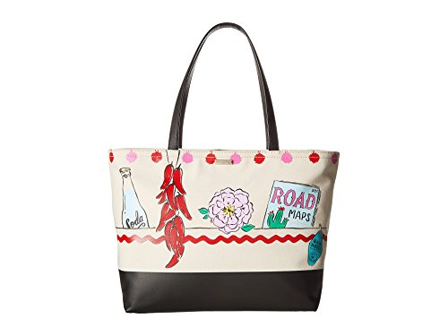 Kate Spade New York Women's Road Trip Francis Tote, Multi, One Size by Kate Spade New York (Image #6)