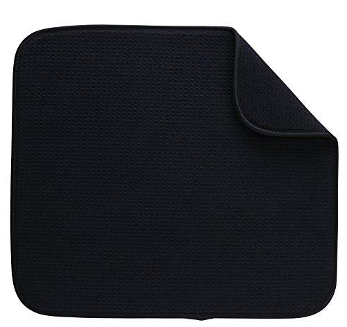 S&T 497400 Microfiber Dish Drying Mat