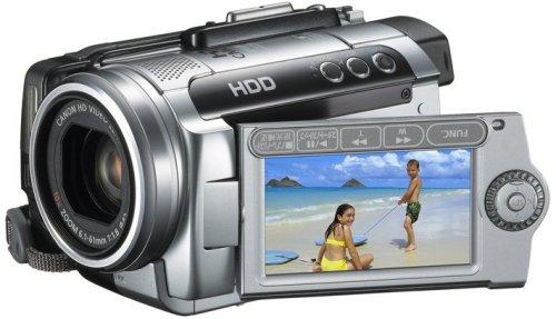 Canon フルハイビジョンビデオカメラ iVIS (アイビス) HG10 IVISHG10 (HDD40GB)   B000UOI6FC