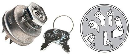 Amazon.com: IGNITION SWITCH FOR TORO: Automotive on