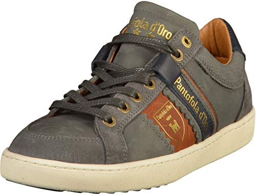Low Homme Dark Pantofola Baskets d'Oro Savio 7zw Uomo Shadow Gris 441qXt